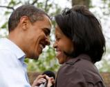 Barack And Michelle Obamas Valentines Day Rendezvous